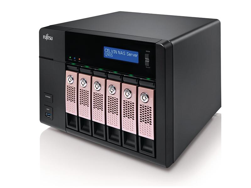 Система хранения данных NAS-сервер Fujitsu CELVIN Q905 в Ташкенте