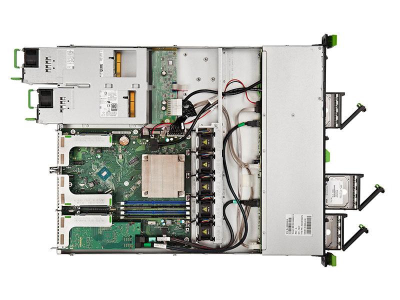 Стоечные серверы Fujitsu PRIMERGY RX1330 M3 в Ташкенте