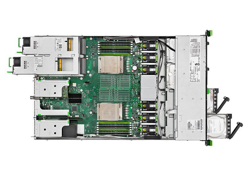 Стоечные серверы Fujitsu PRIMERGY RX2510 M2 в Ташкенте