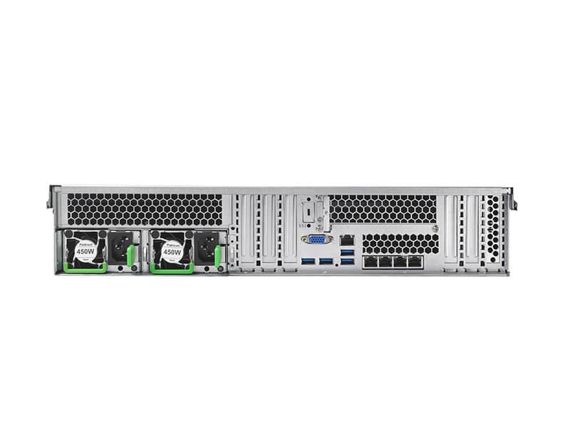 Стоечные серверы Fujitsu PRIMERGY RX2540 M2