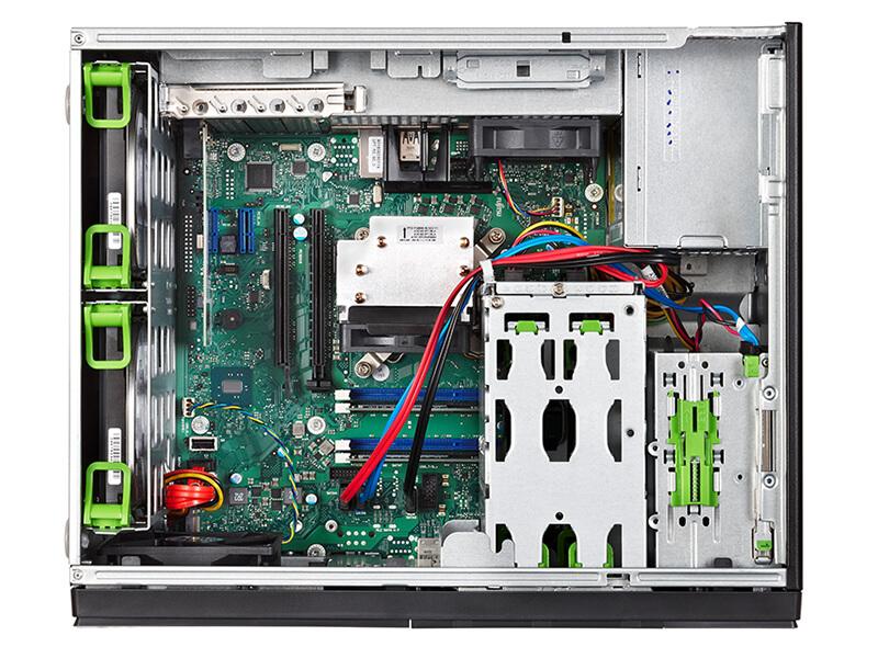 Напольные серверы Fujitsu PRIMERGY PY TX1310 M3