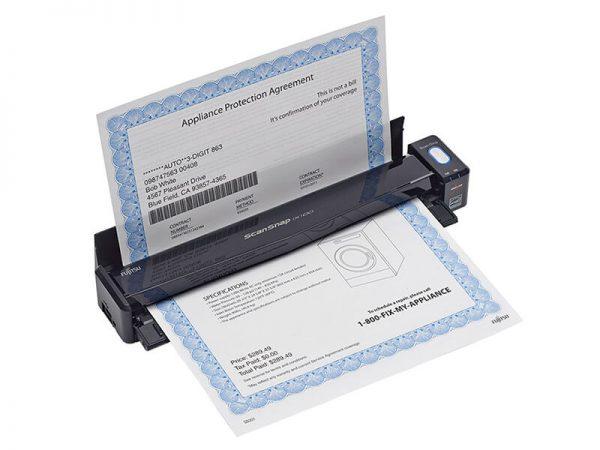 Сканер Fujitsu ScanSnap iX100 в Ташкенте