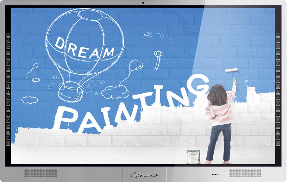 Интерактивная панель Full HD LED Panel screen в Ташкенте