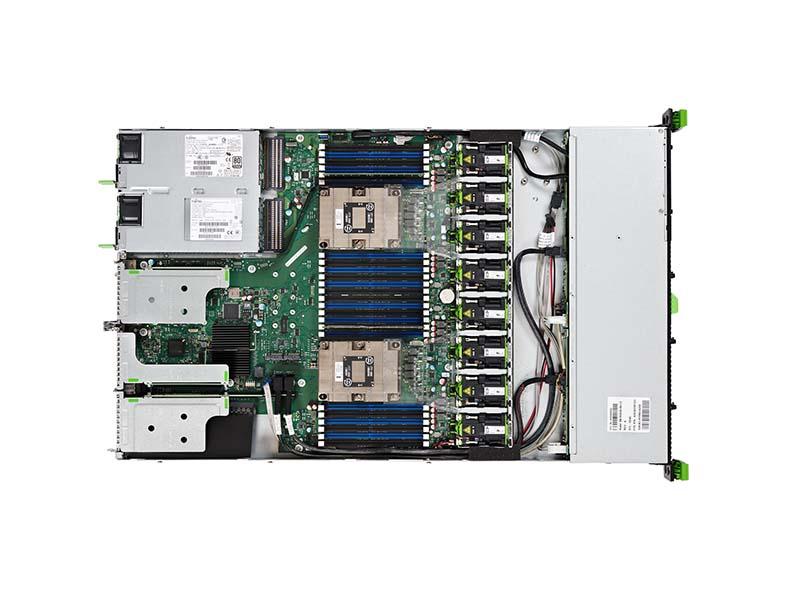 Стоечные серверы Fujitsu PRIMERGY RX2530 M4