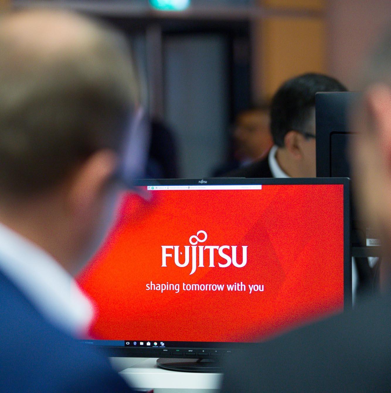Конференция Fujitsu Day Tashkent