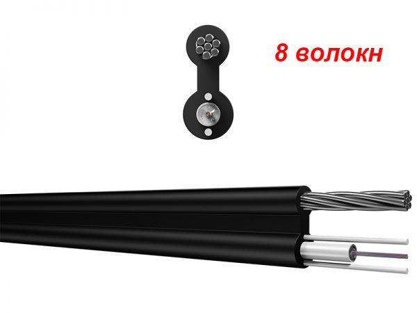 КС-ОКТО-П-8-G.652.D-CF-3205 одномодульный оптический кабель