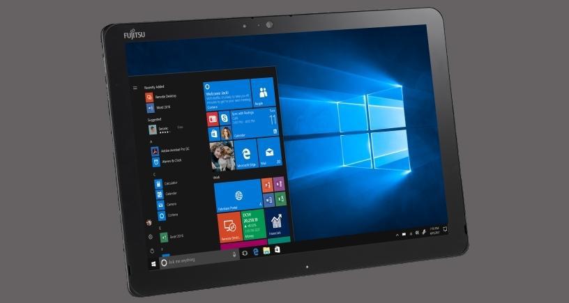 Fujitsu представляет новый планшетный ПК STYLISTIC V727 формата 2 в 1
