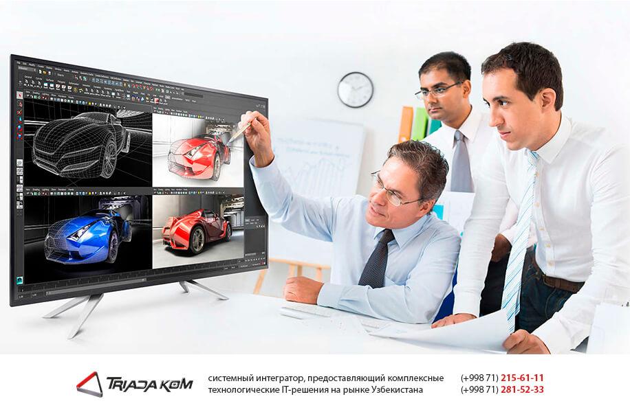 Продажа, установка и сервисное обслуживание оргтехники для офиса, электронного оборудования для учреждений в Ташкенте