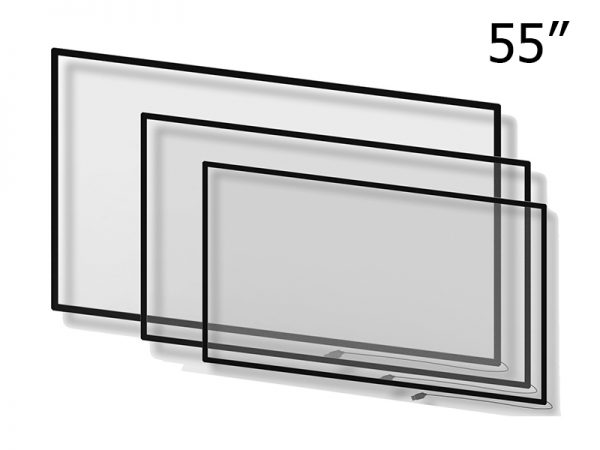 Интерактивные панели MultiTouch Frame 55″