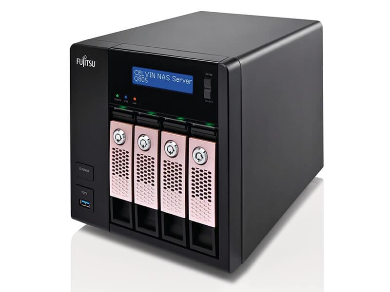 Система хранения данных Fujitsu CELVIN Q805