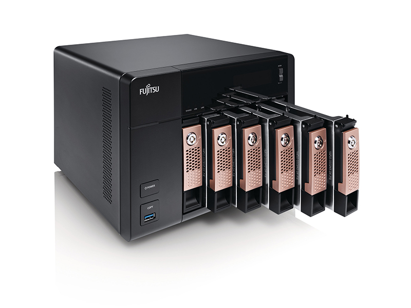 NAS-сервер Fujitsu CELVIN Q905