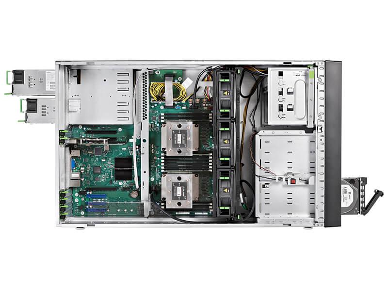 Напольные серверы Fujitsu PRIMERGY TX2550 M4 в Ташкенте